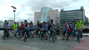 See dublin by bike Tour